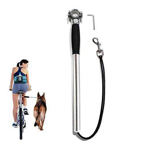 Guiding Star 2016 Newest Model Hands Free Dog Bike Exerciser Leash Dog training leash by
