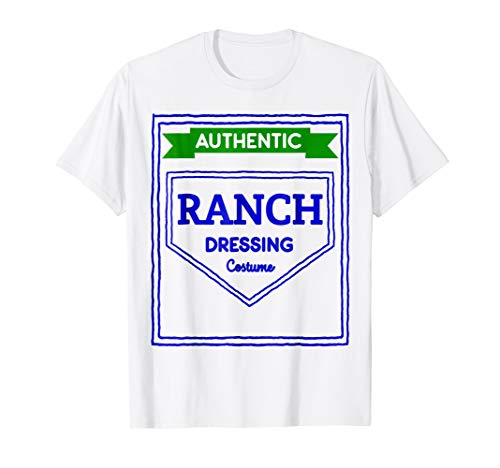 Funny Halloween Ranch Dressing Costume T-Shirt ()