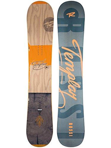 Rossignol Templar Snowboard - Wide One Color, (162cm Snowboard)