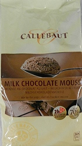 Callebaut CHMX27 Milk Chocolate Mousse Mix 28 oz