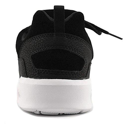 Men's Heathrow Casual Skate Black White Unisex Shoe Prestige DC 7Bd5nqxwTB