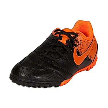 287435823 Nike Jr. Nike5 Bomba (Orange/Black) (11.5)