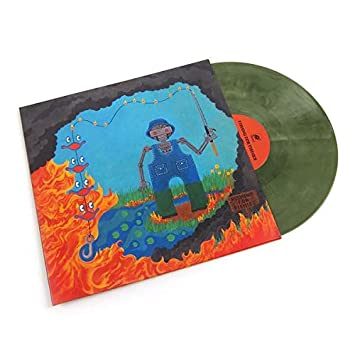 King Gizzard And The Lizard Wizard King Gizzard And The Lizard Wizard Fishing For Fishies Colored Vinyl Vinyl Lp Music