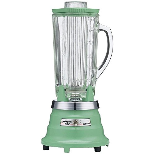 40 oz. Professional Food and Beverage Blender in Retro Green