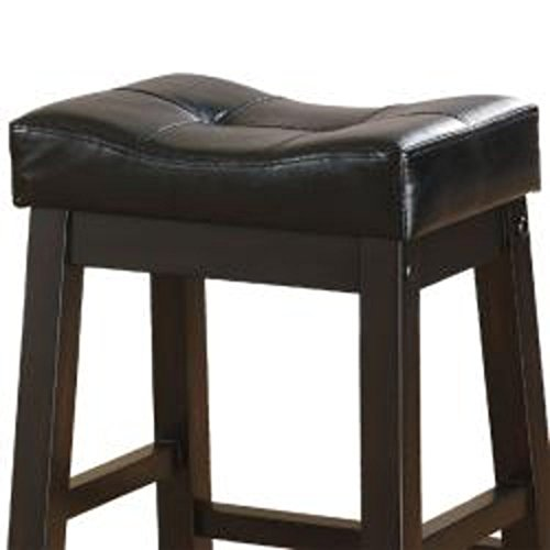 Best Price Modern Bicast Leather Tufted Saddle Counter