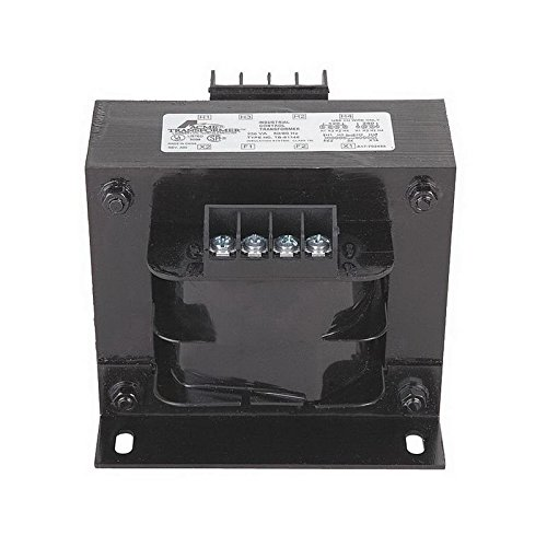 Acme Electric TB81303 Open Core and Coil Industrial Control Transformer, Single Phase, 208V/277V/380V Primary Volts, 115V/95V Secondary Volts, 50/60 Hz, 0.1 kVA by Acme Electric