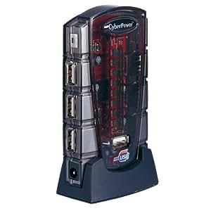 CyberPower CP-H720P High-Speed 7-Port USB Hub