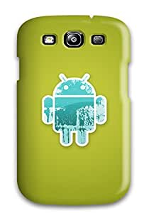 New Cute Funny Wallpapers For Android Case Cover/ Galaxy S3 Case Cover