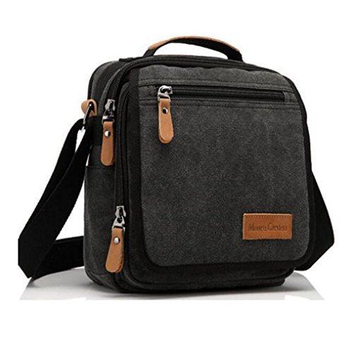 Moore Carden 2way shoulder bag body bag waist bag (Dark gray)