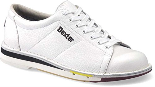 UPC 091499857848, Dexter Men's SST I Bowling Shoes, White, 8