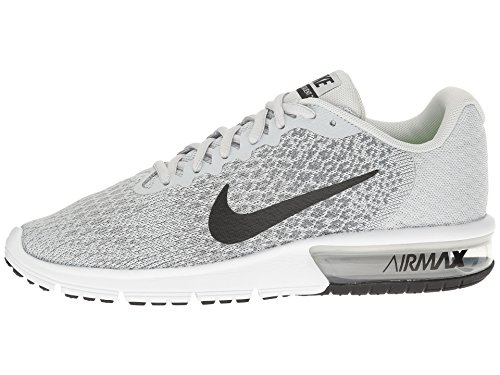 Nike Wmns Nike Air Max secuencial 2 – Pure Platinum/Black de Cool Grey de