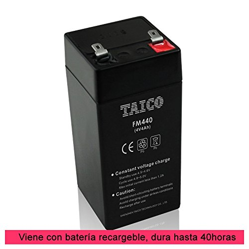 Bascula Industrial de Plataforma 45x60 Balanza Reforzada 500Kg Plegable