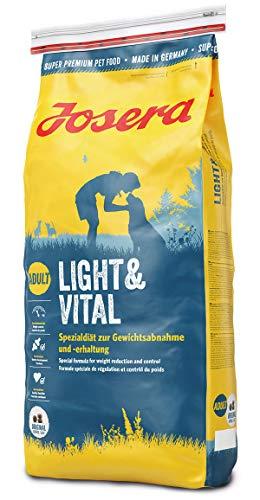 Josera Hundefutter Light & Vital   5X 900g