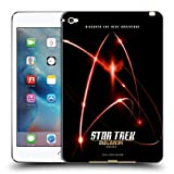 Official Star Trek Discovery 7 Red Signals Discovery Season 2 Poster Soft Gel Case for iPad Mini 4
