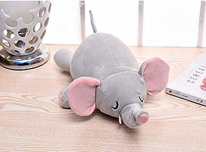 36906461f Kolimo Elefante Deforme Cuello Almohada Viaje Cuello Almohada Doble Uso  Forma de U Muñeca Peluche Juguetes ...