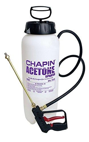 Chapin Acetone 3 Gallon Sprayer with Dripless Shut-off (21127XP) by DavesPestDefense
