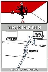 2/4 Cavalry Book 4: Thunder Run (Military Scifi)