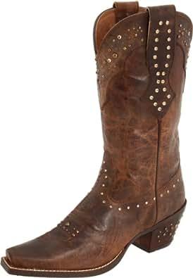 amazoncom ariat womens rhinestone cowgirl western boot