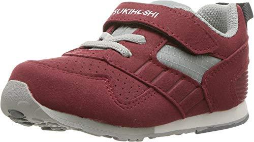 TSUKIHOSHI Girl's, Racer Sneakers Crimson 9 M