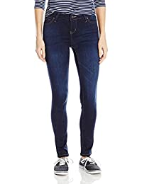 Celebrity Pink Jeans Womens Super Soft by Celebrity Pink Juniors Short Inseam Mid Rise Skinny Jean Jeans