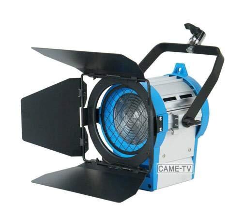 FidgetGear Pro As ARRI 1000W Fresnel Tungsten Light + Dimmer Built-in Spot Lights