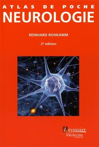 9aaf9e31215f8a Atlas de poche de neurologie .pdf télécharger de Reinhard Rohkamm, Bernard  Grosshans