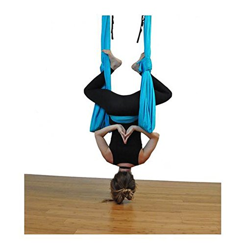 Pellor Deluxe Flying Yoga Hammock For Aerial Yoga Hammock