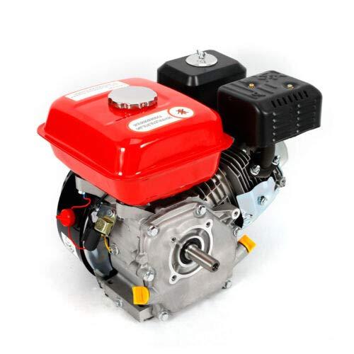 BTdahong Benzinmotor 7.5 PS Motor Industriemotor 5.1 KW Tankdeckel mit Gewinde Luftk/ühlung 20 mm Durchmesser mit /Ölalarm R/ücksto/ß Benzinmotor Kraftstoffverbrauch Spritzen Schmiermodus