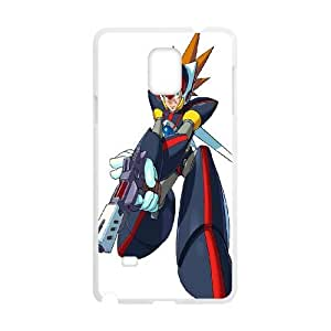 Samsung Galaxy Note 4 N9100 Phone Case Capcom Mega Man M9N3D8655
