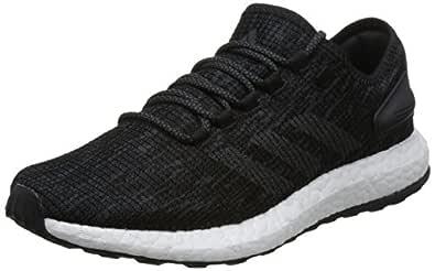adidas Men's Pureboost, CORE Black/Solid Grey/Solid Grey, 8.5 M US
