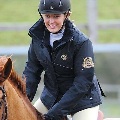 Mountain Horse Windsor Jacket Medium Navy by Mountain Horse