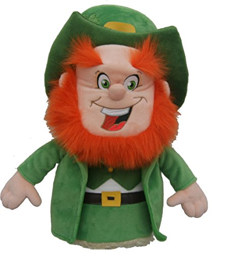 Head Leprechaun - Oversized Golf Driver Head Cover - Irish Leprechaun