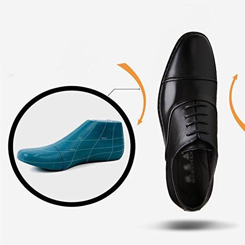 Ufficio Oxford Lavoro Da Scarpe Shoes Antiscivolo Business Uomo Dress Scarpe Per up Sposa Black Da Lace Maschile qH6OAywEx