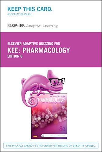 Pharmacology Access