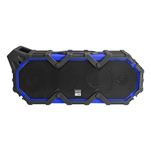 Altec Lansing IMW789-CB LifeJacket XL Wireless Waterproof Floatable Bluetooth Speaker, Blue