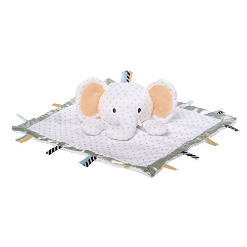 Manhattan Toy Playtime Plush Toy, Elephant Blankie (Baby Comfort Toy)