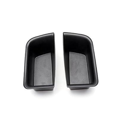 HIGH FLYING Door Inner Storage Box Glove Box Container Holder for Porsche Macan 2014 2015 2016 2020 2020: Automotive