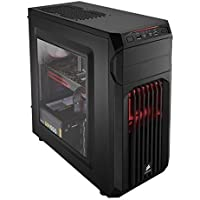 CPU Solutions Intel i7 Quad Core PC. 16GB RAM, 2TB HDD, Windows 10, GTX1070 w/8GB, Corsair Carbide Tower
