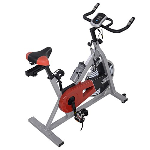 Goplus® Exercise Bike Cycling Indoor Health Fitness Bicycle Stationary Exercising
