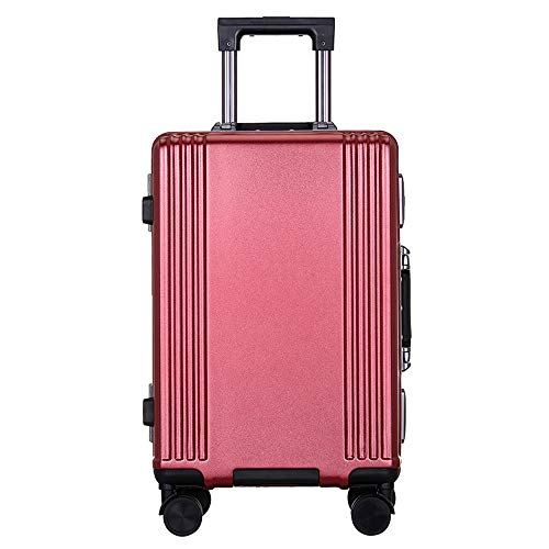 Suitcase set Single Piece Luggage With TSA Lock Hardshell Spinner Travel Luggage Trolley Cases Lightweight Carry-on Uprights Suitcase 360° Silent Spinner Multidirectional Wheels Airplane Flight And Ch