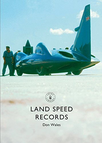 (Land Speed Records (Shire Library Book 843))