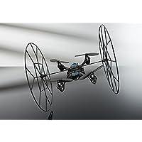Sharper Image 4-In-1 Transforming Drone