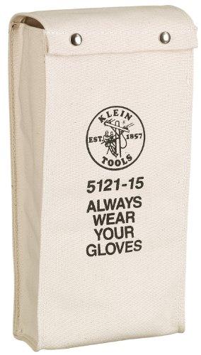 Glove Bag, No. 4 Canvas, 15-Inch Klein Tools 5121-15