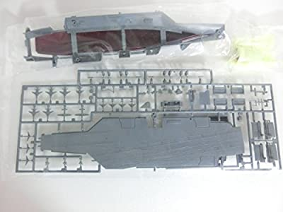 30cm model US Navy CVN-69 nuclear-powered aircraft carrier Eisenhower Forouhar mini models with underwater motor Hobby Models