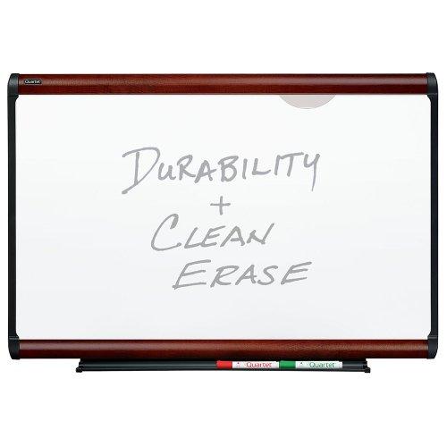 Quartet Prestige Plus Premium Magnetic Total Erase Dry-Erase Porcelain Board, 3 x (Duramax Total Erase Whiteboard Accessory)