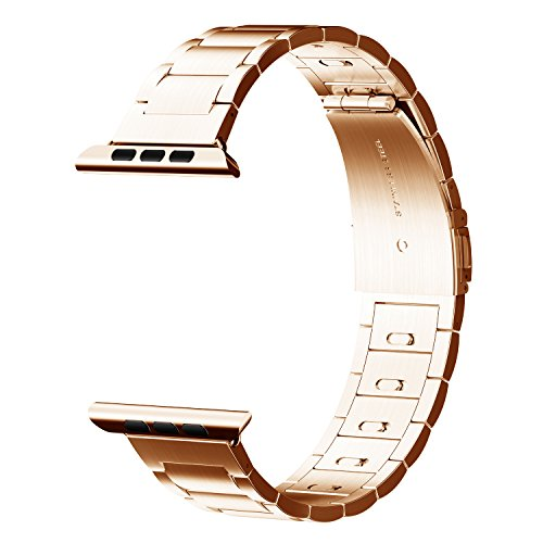 EloBeth iwatch Stainless Adapter Rosegold