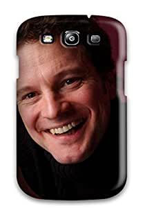 Galaxy S3 Case Cover Skin : Premium High Quality Colin Firth Case