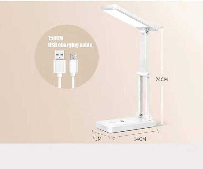 Lámparas de Escritorio LED Protección de ojos Lámpara de mesa ...