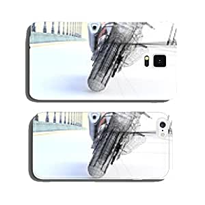 Motorcycles road cell phone cover case Samsung S5