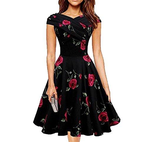 50s style dress tutorial - 5